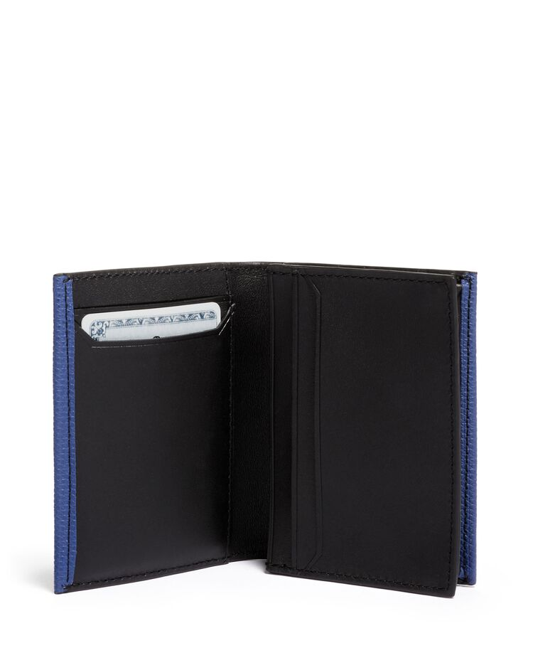 TUMI MONACO SLG GUSSETED CARD CASE  hi-res | TUMI
